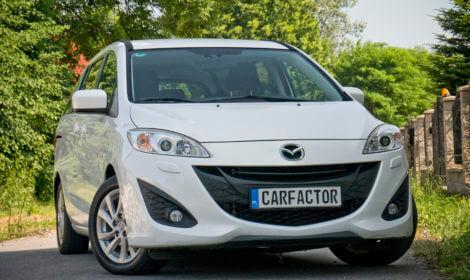 Mazda 5 2.0 Benzyna Sprzedany