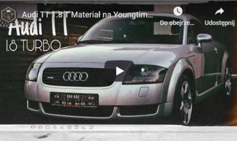 Audi TT 1.8 Turbo Videoblog